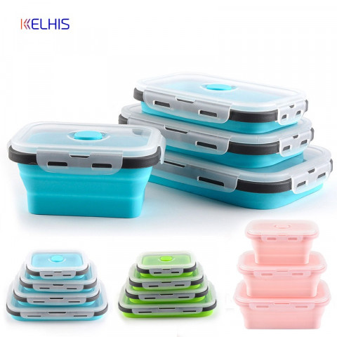 Kelhis® Collapsible Food...