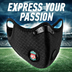Emojr®Mask with Sport Clubs...