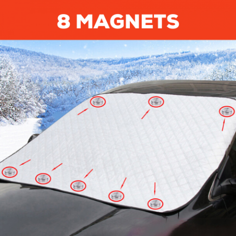 Magnetic Anti-Freeze Car...
