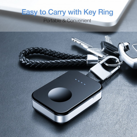 Wireless Keychain Charger...