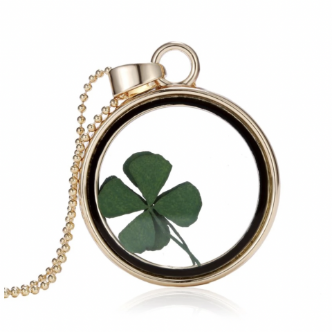 Real Dried Lucky Clover...